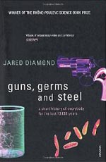 guns germs and steel chapter by chapter The chapter ends with a strong reminder of why diamond claims he was inspired to write guns, germs, and steel in the first place: he wanted to correct, once and for all, the racist beliefs that have led people to conclude that europeans are innately superior to africans or native americans there was, in fact, no innate superiority that led.